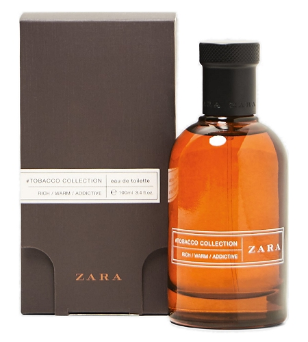 Tobacco Collection Rich Warm Addictive 2018 cologne for Men by Zara
