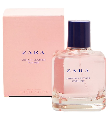 Vibrant Leather 2018 perfume for Women by Zara