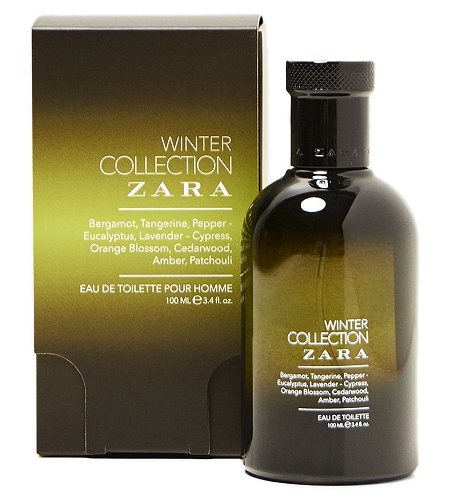 Winter Collection 2018 cologne for Men by Zara