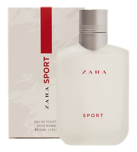 Zara Sport 2018 cologne for Men by Zara