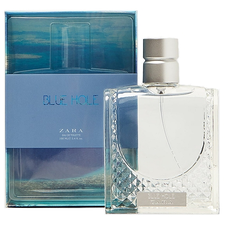 Blue Hole cologne for Men by Zara