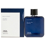 Blue Spirit cologne for Men by Zara