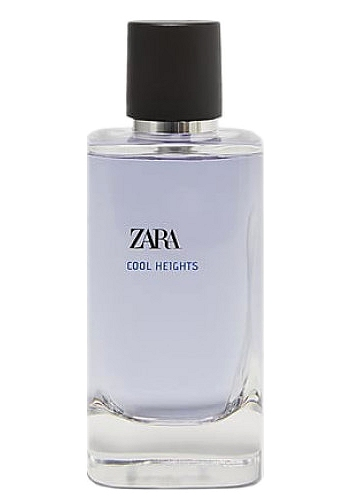 Cool Heights cologne for Men by Zara