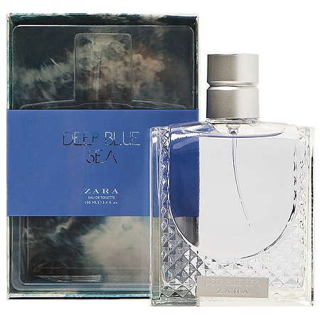 Deep Blue Sea cologne for Men by Zara
