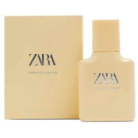Frosted Cream 2019 perfume for Women by Zara