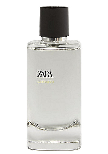 Greenery cologne for Men by Zara