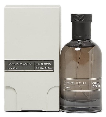 Leather Collection Gourmand Leather 2019 cologne for Men by Zara