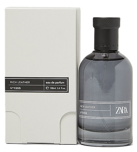 Leather Collection Rich Leather 2019 cologne for Men by Zara