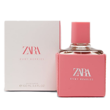 Leather Collection Ruby Berries perfume for Women by Zara