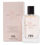Linen Collect Idle Day perfume for Women by Zara