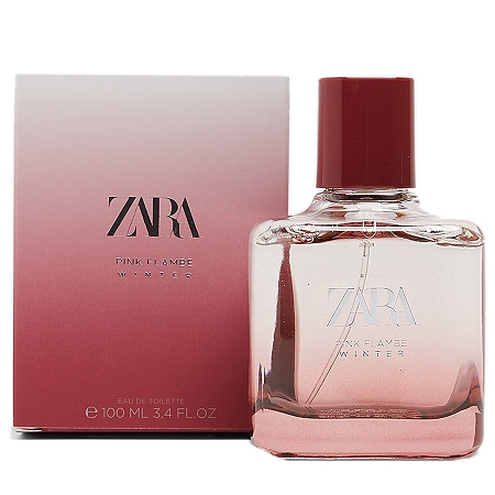 Pink Flambe Winter perfume for Women by Zara