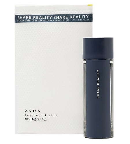 Share Reality cologne for Men by Zara