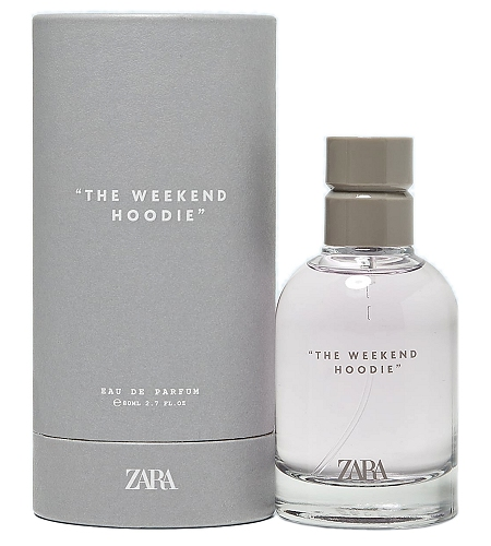 The Weekend Hoodie cologne for Men by Zara