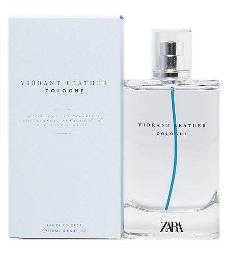 Vibrant Leather Cologne cologne for Men by Zara