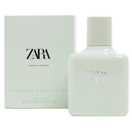 Weekend Collection Berry Green perfume for Women by Zara