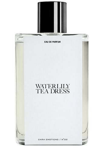 Zara Emotions N02 Waterlily Tea Dress Unisex fragrance by Zara