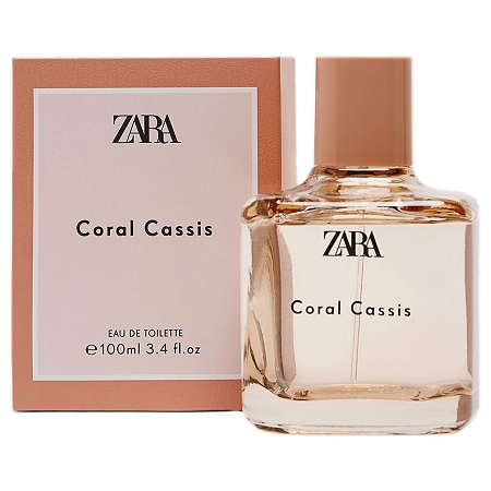 Coral Cassis perfume for Women by Zara