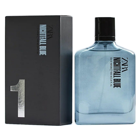 Nightfall Blue cologne for Men by Zara