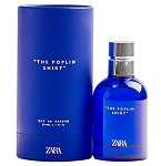 The Poplin Shirt cologne for Men by Zara
