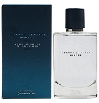 Vibrant Leather Winter cologne for Men by Zara