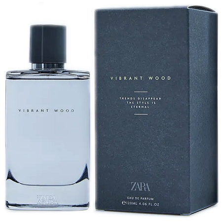 Vibrant Wood cologne for Men by Zara