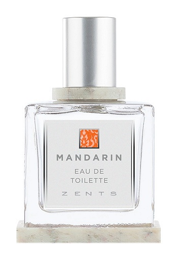 Mandarin Unisex fragrance by Zents