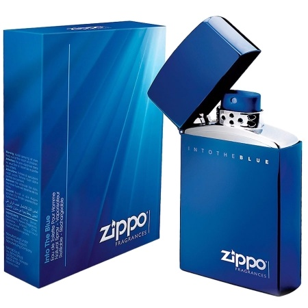 Into The Blue cologne for Men by Zippo Fragrances
