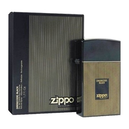 Dresscode Black cologne for Men by Zippo Fragrances