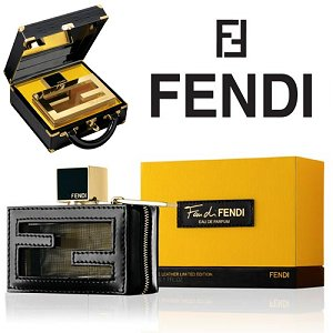 Fan Di Fendi Limited Luxurious Holiday Editions