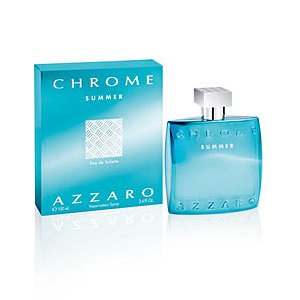 Chrome Summer 2012 by Azzaro