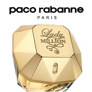 Lady Million EDT by Paco Rabanne