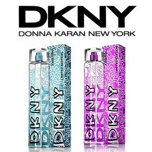 DKNY Limited Edition 2013 Keith Haring Perfume Collection