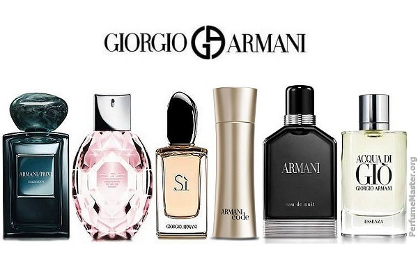 Famous perfume brands for women