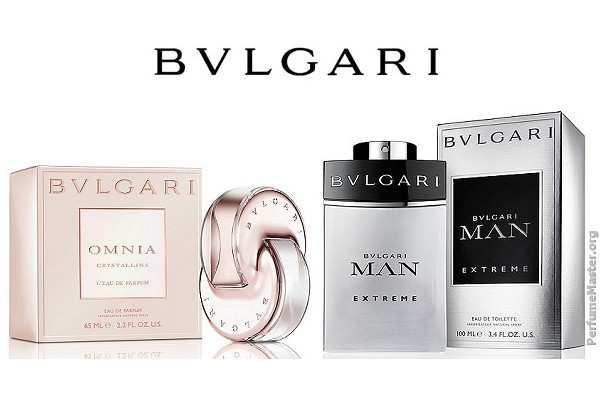 Bvlgari Perfume Collection 2013