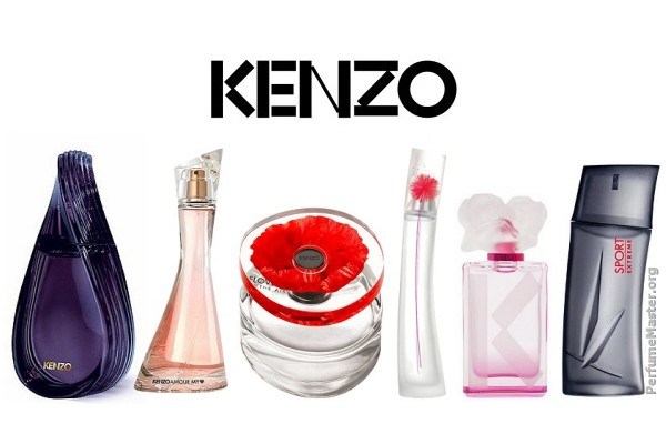 Kenzo Perfume Collection 2013
