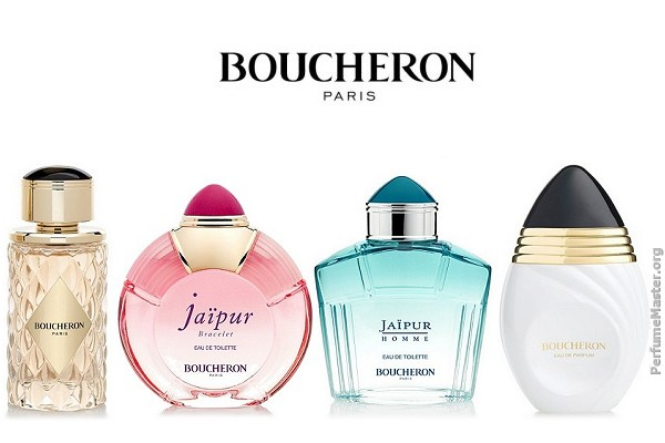 Boucheron Perfume Collection 2013
