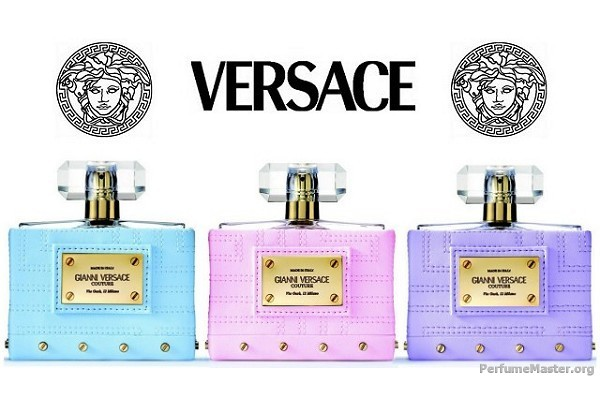 Gianni Versace Couture Perfume Collection 2014