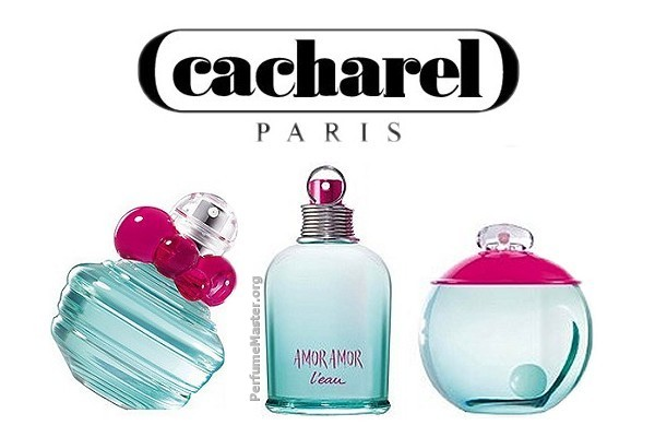 Cacharel Summer Splash Perfume Collection 2014
