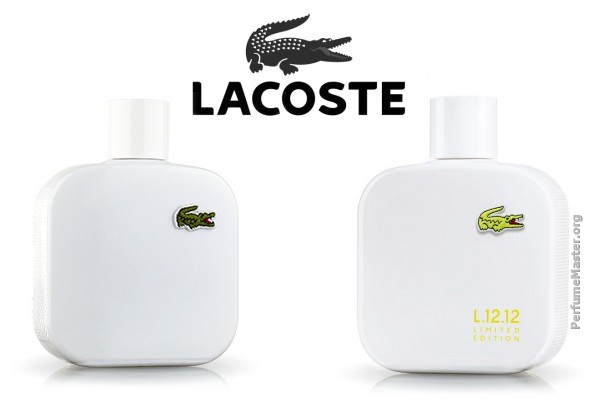 Lacoste L.12.12 White Limited Edition 2014 Fragrance