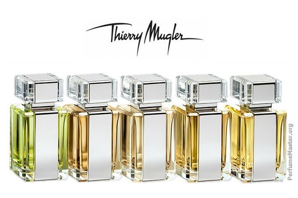 Thierry mugler les exceptions perfume collection perfume for Thierry mugler a travers le miroir