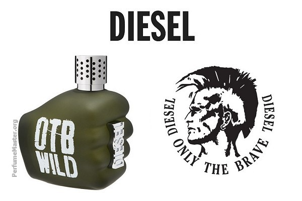 Diesel Only The Brave Wild Fragrance