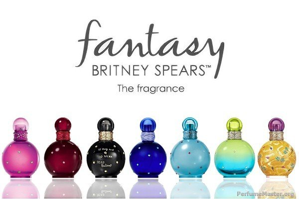 Latest fragrance news britney spears fantasy stage edition for Britney spears perfume