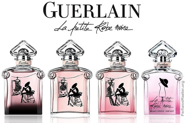 latest fragrance news guerlain la petite robe noire. Black Bedroom Furniture Sets. Home Design Ideas