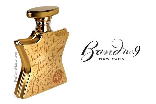 Bond No 9 New York Sandalwood Fragrance