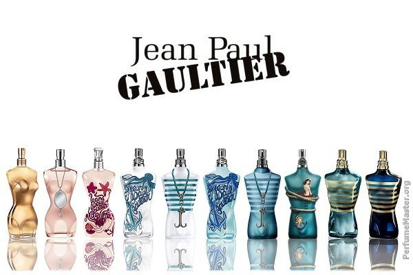 Jean Paul Gaultier Perfume Collection 2014