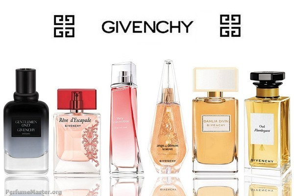 Givenchy Perfume Collection 2014