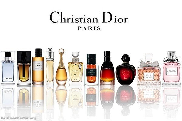 Christian Dior Perfume Collection 2014