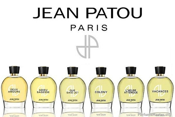 Jean Patou Perfume Collection 2014