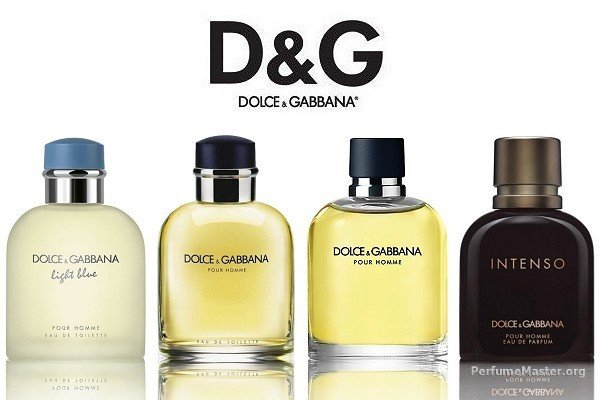 Dolce Gabbana Pour Homme Intenso Fragrance