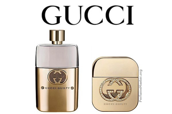 Gucci Guilty Diamond Limited Edition Perfume Collection